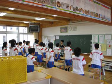 坂井市立春江東小学校 | わくわ...