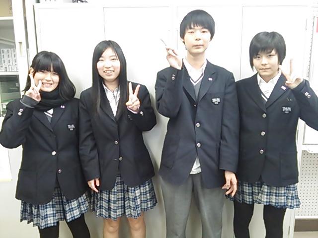 丹南高等学校制服画像