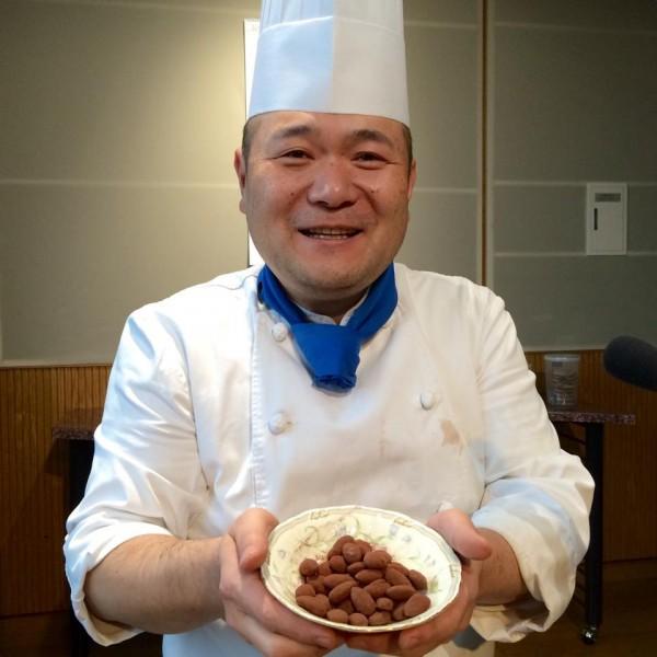 洋菓子ハシモト オーナーシェフ 橋本和宜さん